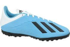 Adidas X 19.4 TF F35345 40 2/3 Niebieskie
