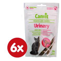 Canvit karma dla kotów Snack CAT Urinary 6 x 100 g