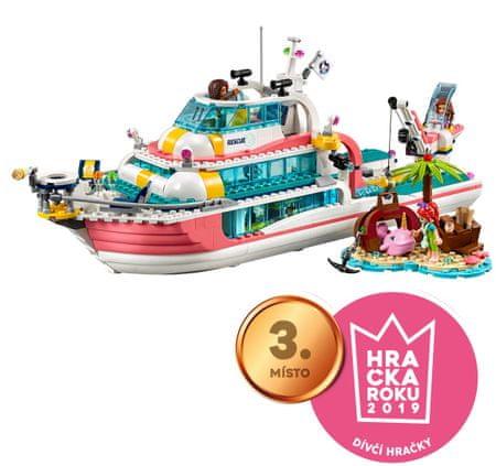 LEGO Friends 41381 Záchranný čln