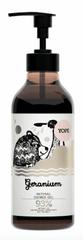 Yope Sprchový gél Pelargonie 400 ml