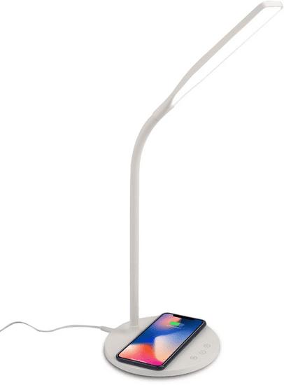 CELLY Stolní lampa s bezdrátovým nabíjením (WLLIGHTWH)