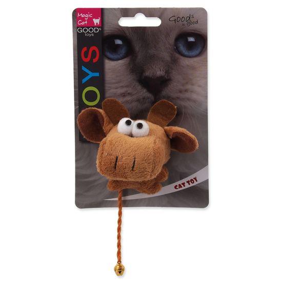 Magic Cat Hračka zvířátko plyšové mix 13-17 cm