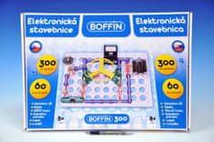 Conquest Stavebnice Boffin 300 elektronická - 300 projektů na baterie 60ks