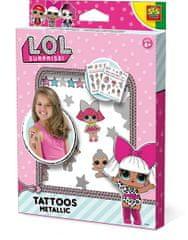 SES L.O.L. - metalické tetování