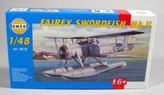 SMĚR Fairey Swordfish Mk.2 Limited 1: