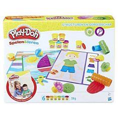 Play-Doh PD Textury & Nástroje