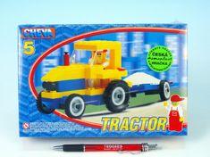 Chemoplast Cheva 5 - Traktor - krabice