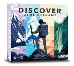 Fantasy Flight Games Discover: Země neznámé