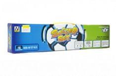 Teddies Fotbalová branka plast 60x37x43,5cm v krabici 55x12x5cm