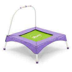 PLUM Dětská trampolina 81x81x85cm