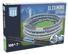Nanostad ARGENTINA - El Cilindro (Racing Club de Avellaneda)