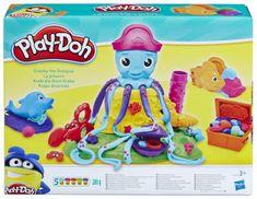 Play-Doh PD Bláznivá chobotnice