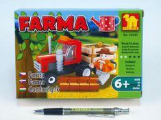 Dromader Stavebnice Dromader Farma 28301, 93 dílků