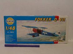 SMĚR Model Fokker D-VII 1:48