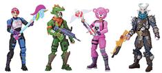 TM Toys Fortnite - Set 4 figurek SQUAD MODE