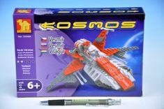 Dromader Stavebnice Dromader Kosmická loď 25468, 140 dílků