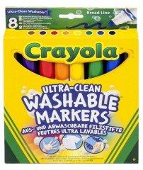 Crayola Albi Crayola Fixy se širším hrotem