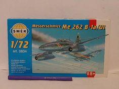 SMĚR Messerschmitt Me 262 B-1a/U1 1:7