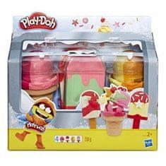 Play-Doh Play Doh Modelína jako zmrzlina v chladničce