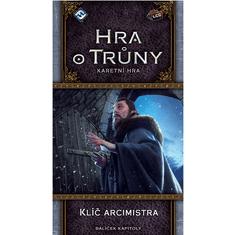 Fantasy Flight Games Hra o trůny LCG - Klíč arcimistra
