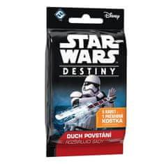 Fantasy Flight Games Star Wars Destiny: Duch povstání - doplňkový balíček