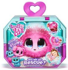TM Toys Zvířátko FUR BALLS Touláček růžový