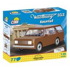 Cobi 24543 YTC Wartburg 353 Tourist, 1:35, 77 k