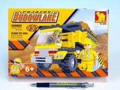 Dromader Stavebnice Dromader Auto Sklápěč 29401 115 ks