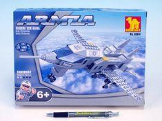 Dromader Stavebnice Dromader Vojáci Letadlo 228 dílků