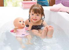 Zapf Creation BA sa učí plávať
