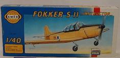 SMĚR Fokker S 11 Instructor 1:48