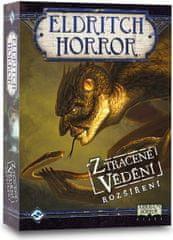 Fantasy Flight Games Eldritch Horror: rozšíření - Ztracené vědění