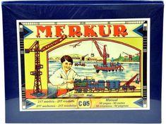 Merkur Stavebnice MERKUR Classic C05