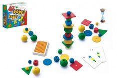 PEXI Věže společenská hra v krabici 24,5x25x6cm