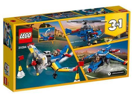 LEGO LEGO CREATOR 31094 Závodní letadlo
