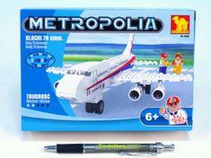 Dromader Stavebnice Dromader Letadlo 25301, 78 dílků