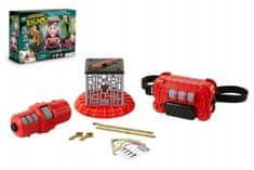 TM Toys Uniková hra Escape Room Junior na baterie