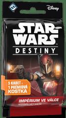 Fantasy Flight Games Star Wars Destiny: Impérium ve válce - doplňkový balíček