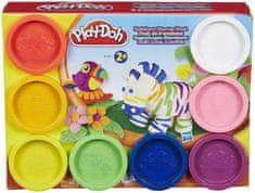 Play-Doh PD Základná súprava 8 ks