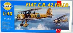 SMĚR Model Fiat CR-42 1:40