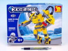 Dromader Stavebnice Dromader Kosmický Robot 25463, 199 dílků