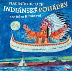 Hulpach Vladimír: Indiánské pohádky - MP3-CD