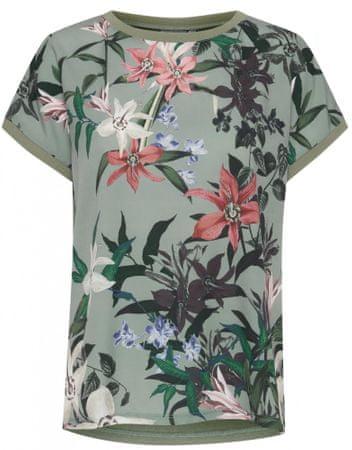 b.young koszulka damska Panya 20807545 S zielona