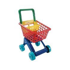 Dohany Detský nákupný košík - červený Červená
