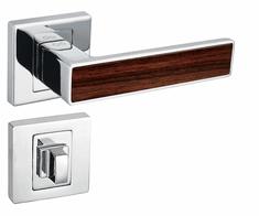 Infinity Line Concept 700 chrom/orzech - okucia do drzwi