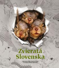Hyžná, Matúš Hyžný Mariana: Zvieratá Slovenska