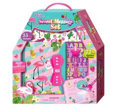 Friends darilni set 4/1 Flamingo 59154