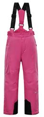 ALPINE PRO dívčí lyžařské kalhoty ANIKO 3