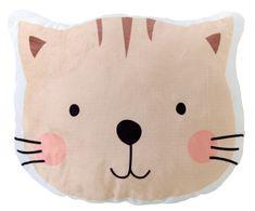 My Best Home Wild Pet Mačka otroška okrasna blazina, 30 x 40 cm