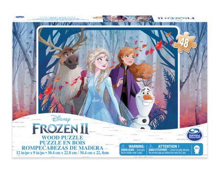 Cardinal Games Frozen puzzle, lesene